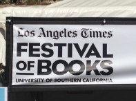 LA Times Festival of Books 2015 -PIC